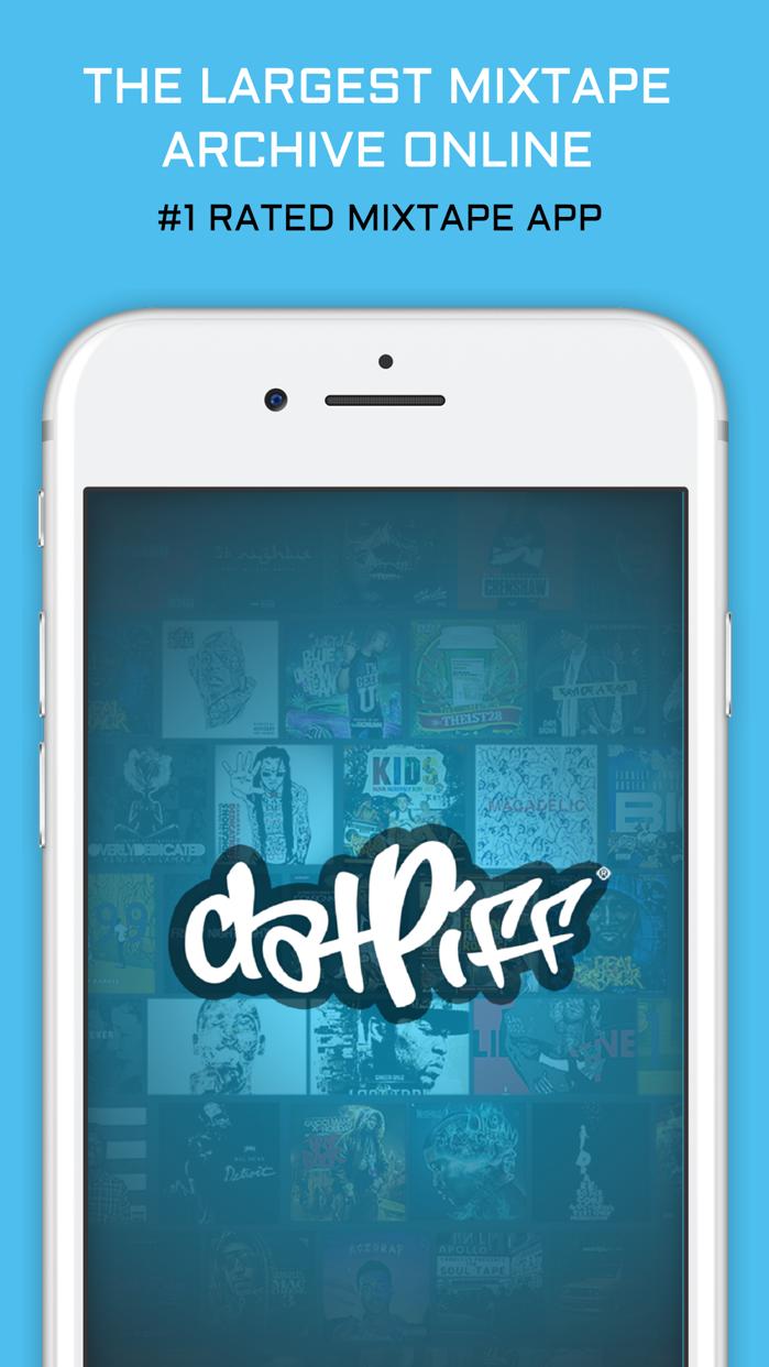 DatPiff - Mixtapes & Music Screenshot