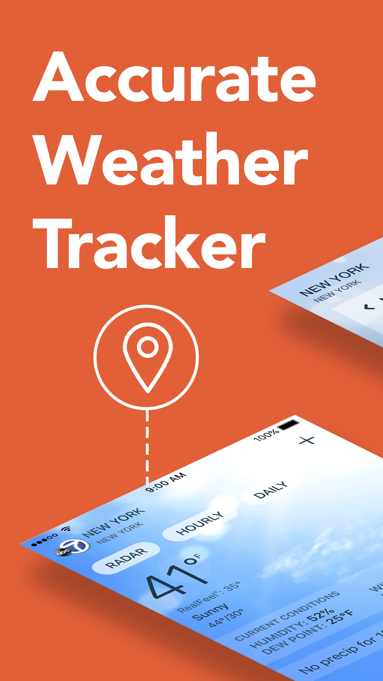 AccuWeather: Forecast Alerts Screenshot