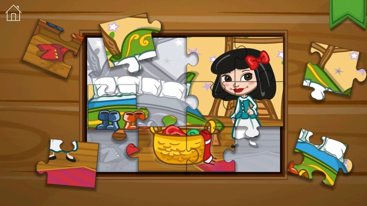 StoryToys Snow White screenshot-3