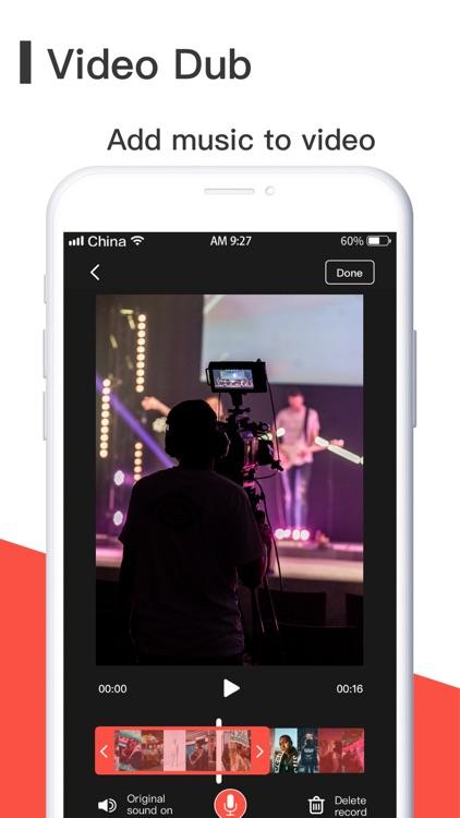 VideoRetouch-Video editor screenshot-5