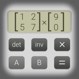 [ Matrix Calculator ]