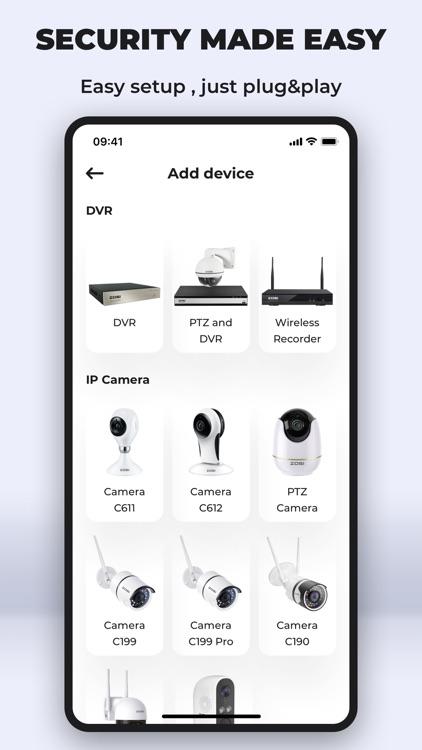 Zosi Smart screenshot-3