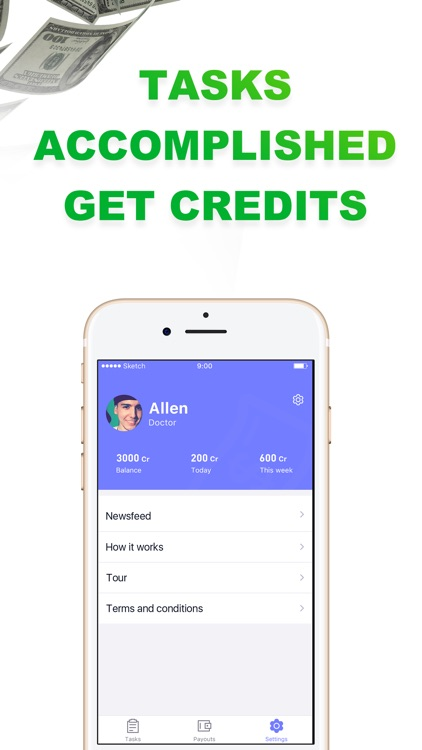 Earn Money Online-Get Cash App
