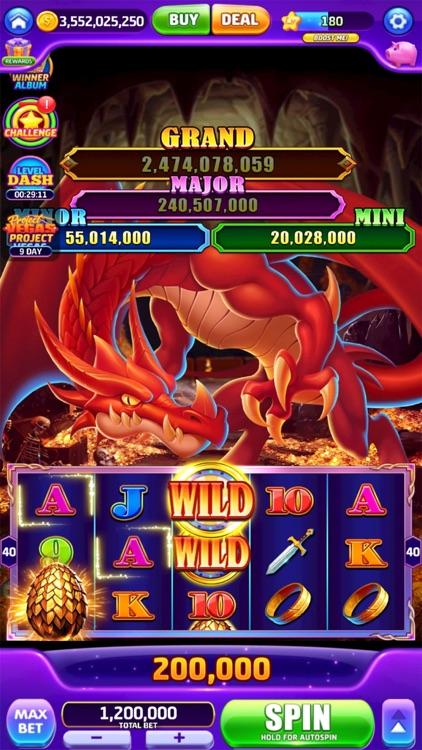 Cash Winner Casino Slots Game screenshot-5