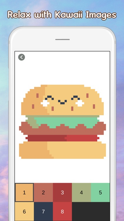 Kawaii Pixel Art screenshot-1