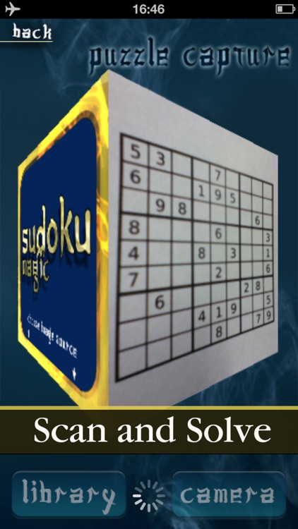 Sudoku Magic Lite Puzzle Game