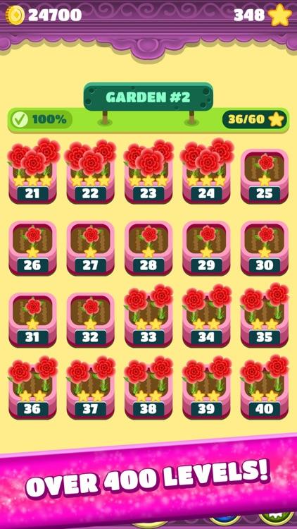 Mahjong Spring Flower Garden screenshot-4