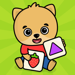 Toddler learning games for 2-4