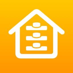 HomeButtons for HomeKit