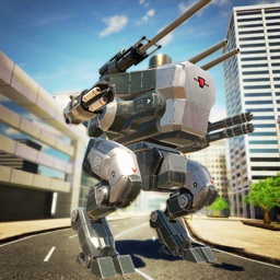 Mech Wars -Online Robot Battle