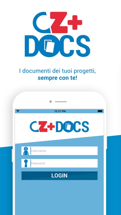 Image of CZ+DOCS for iPhone