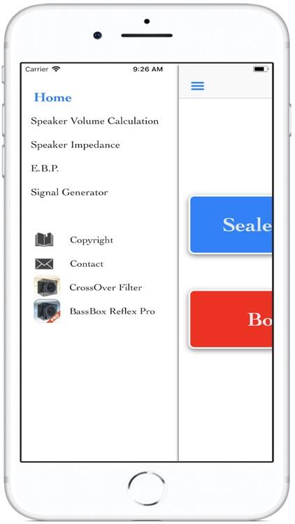 BassBox Sealed Pro screenshot-0