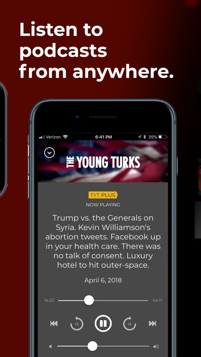 TYT Plus: News + Entertainment
