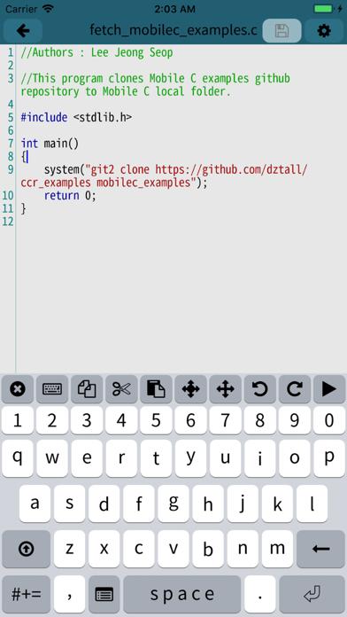 モバイル C { C/C++ コンパイラ }のおすすめ画像2