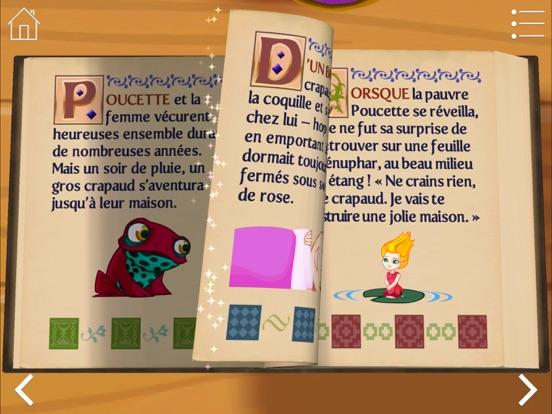 Screenshot #6 pour StoryToys La Petite Poucette