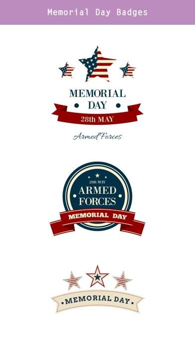Memorial Day-Remember & Honor screenshot 4
