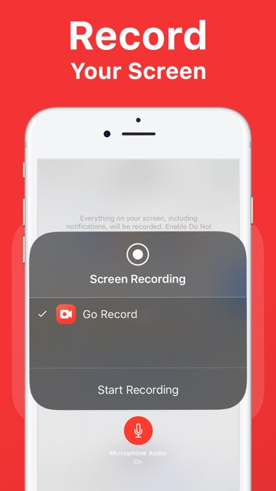 Go Record: Screen Recorder - Revenue & Download estimates - Apple