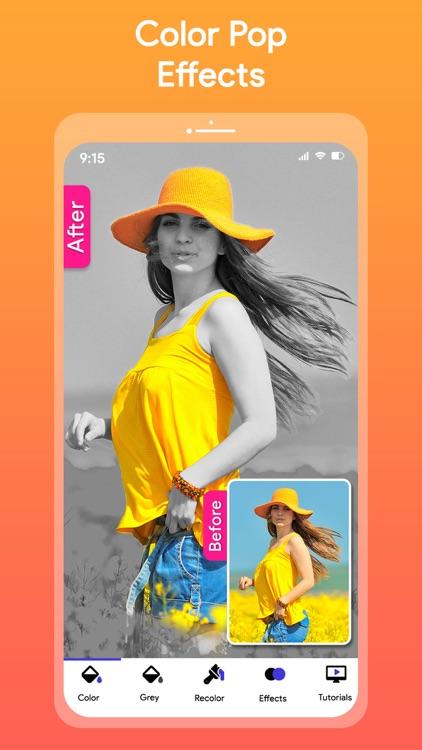 Photo Collage Maker - PhotoPop screenshot-4
