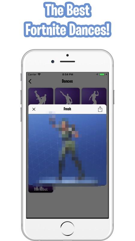 Emotes For Fortnite Dances Online Hack Tool