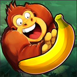 Ícone do app Banana Kong