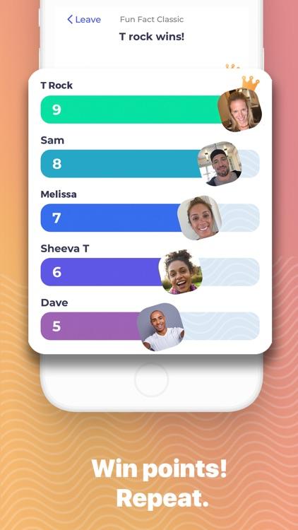 Fun Fact: Best Party Game App screenshot-8