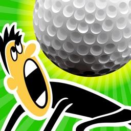 Crazy Golf Boy