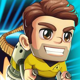 Ícone do app Jetpack Joyride
