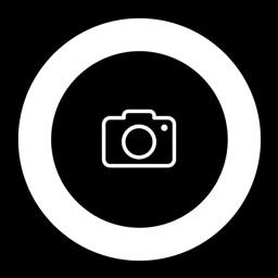 Ring Light Cam – night selfie