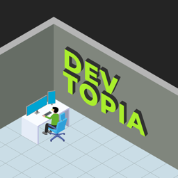 Ícone do app Devtopia Idle Game