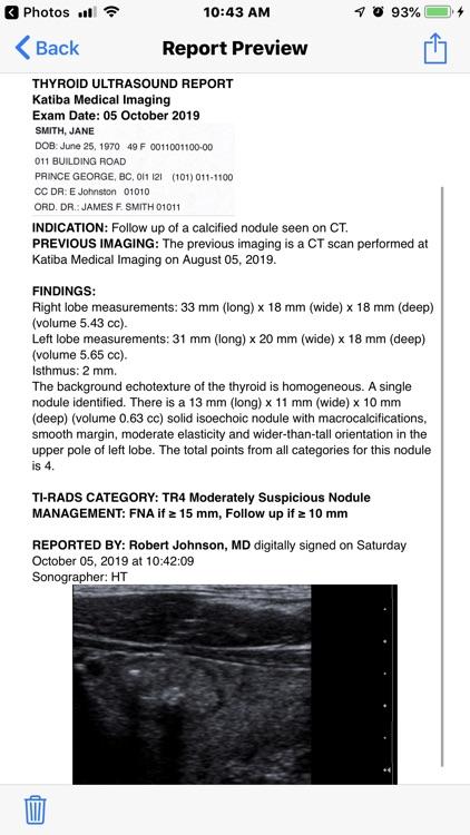 Ultrasound Reporting Tool screenshot-7
