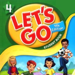 牛津少儿英语Let's go 4