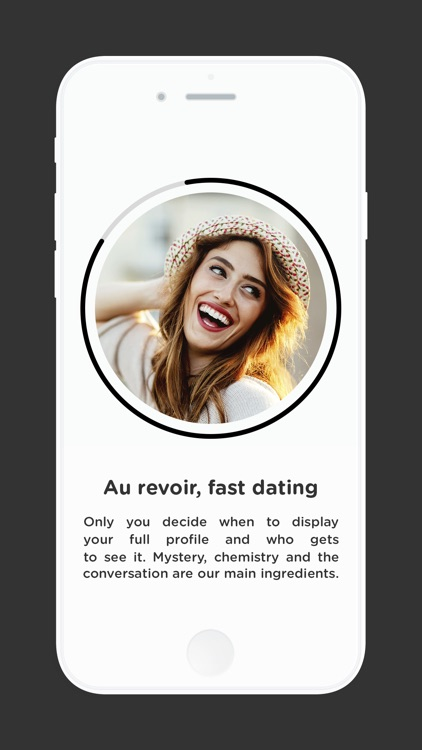 Appetence - Slow Dating App screenshot-4