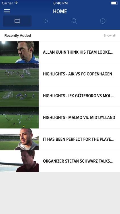 Football TV screenshot-3