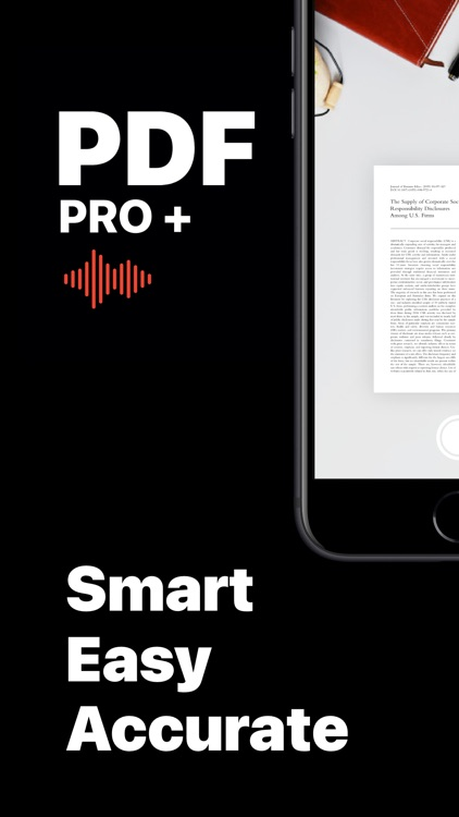 PDF Pro+ with AI