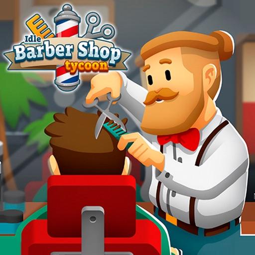 Idle Barber Shop Tycoon Spiel