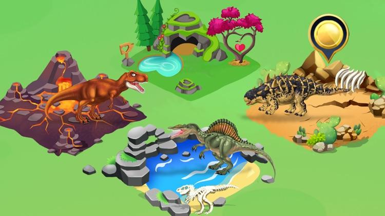 Dinosaur Zoo-The Jurassic game