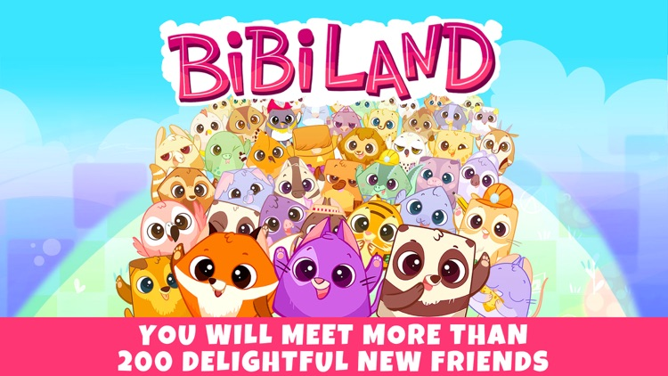 BibiLand Games for Toddlers 2+ screenshot-7