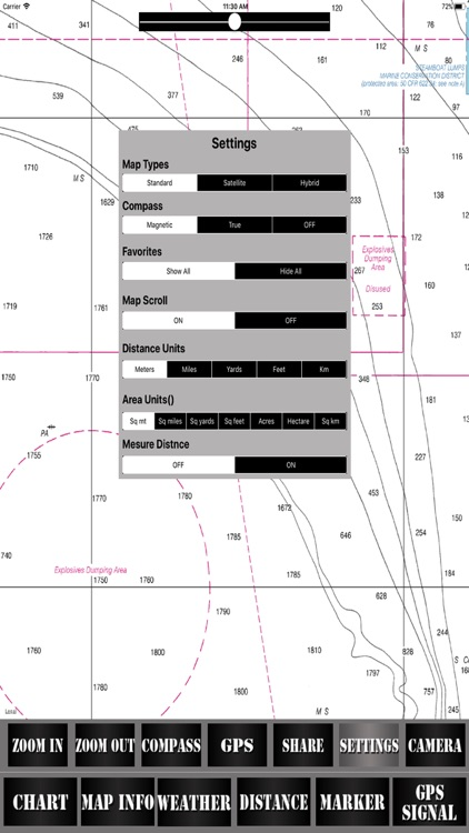 Maine USA Nautical Charts screenshot-3