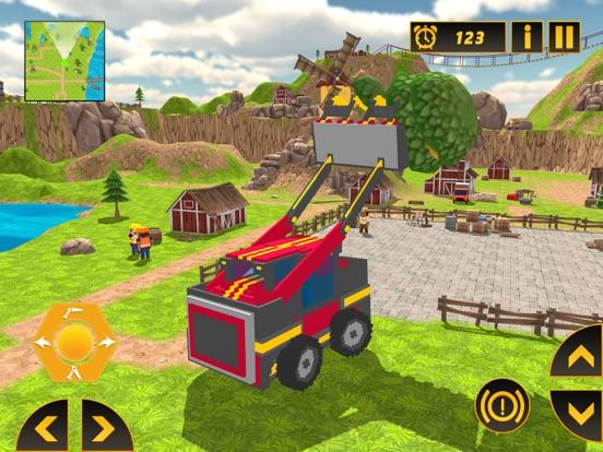 Heavy Crane Excavator 2018 screenshot 7