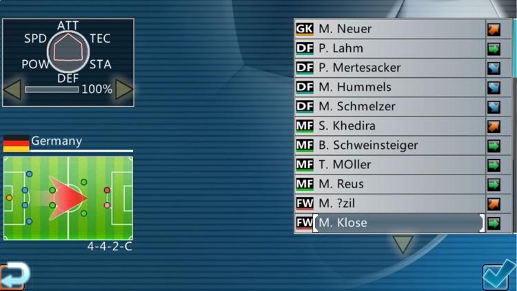 Winner's Soccer Evolution screenshot-3