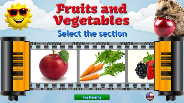 Fruit and Vegetables for Kids