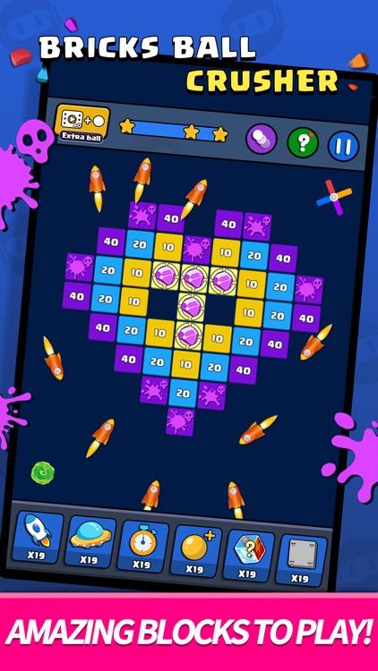 Bricks Ball Crusher screenshot-8