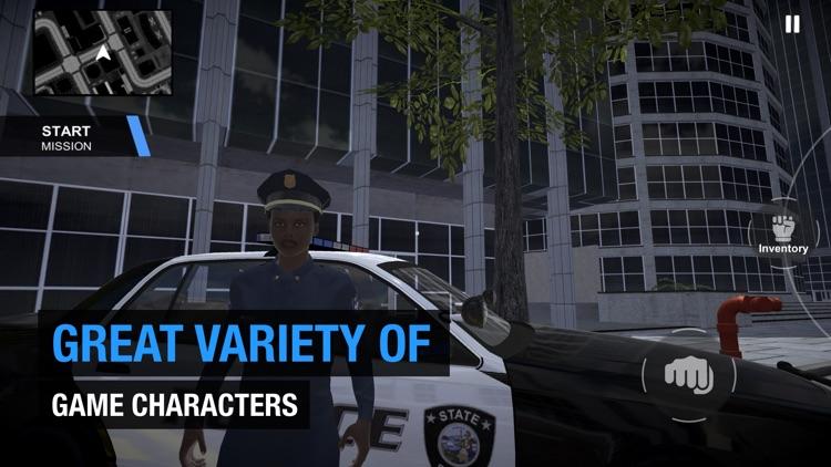 Cop Watch - Police Simulator screenshot-4