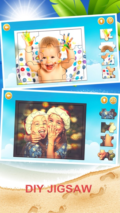 Jigsaw Puzzle Kids-Early Edu screenshot two