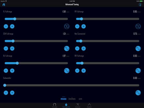 Rockford Fosgate PerfectTune by Rockford Fosgate (iOS, United States