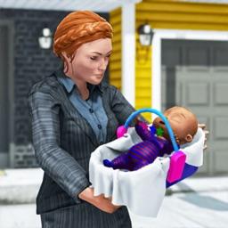 Virtual Mother Office Life Sim