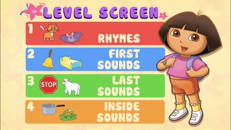Dora ABCs Vol 2:  Rhyming screenshot-3