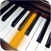 ピアノのメロディー - 曲を覚え、耳で演奏する