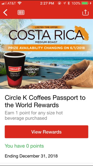 iphone screenshots - Www Circlek Com Rewards Card Registration
