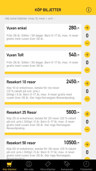 Screenshot for Arlanda Express in Sweden App Store